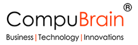 Web Design Ahmedabad | CompuBrain Logo