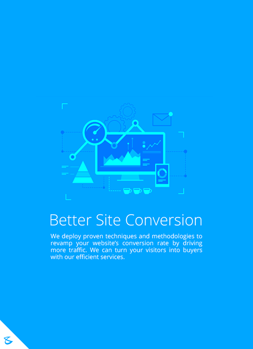 Get ready to improve website conversation rate by driving more traffic!  #Business #Technology #Innovations #CompuBrain #Websites