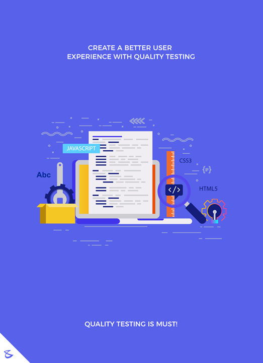 Create a better user experience with quality testing.  #CompuBrain #Business #Technology #Innovations #WebsiteTesting #QualityTesting #Ahmedabad #WebsiteDesigning #UI #UX #India #Gujarat