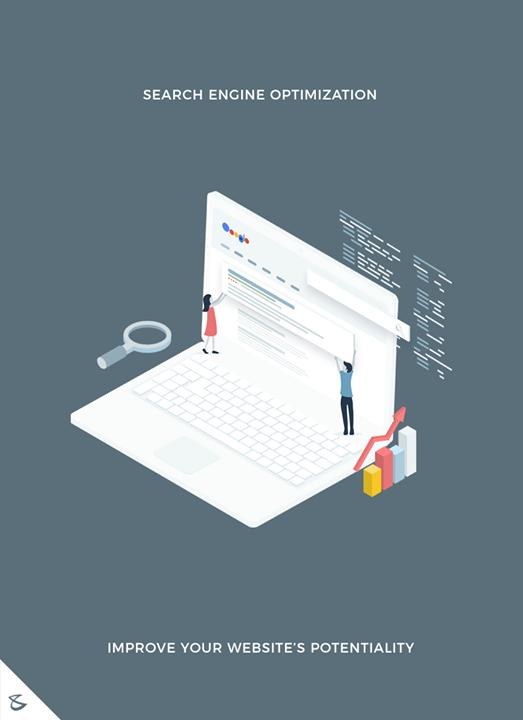 Improve your website's potentiality  #CompuBrain #Business #Technology #Innovations #DigitalMediaAgency #SEO #SearchEngineOptimization