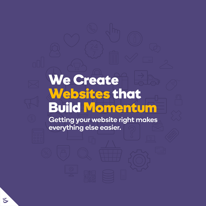 Getting your website right makes everything else easier.  #Business #Technology #Innovations #CompuBrain #BrandingAgency #DigitalMediaAgency #WebsiteDesigning