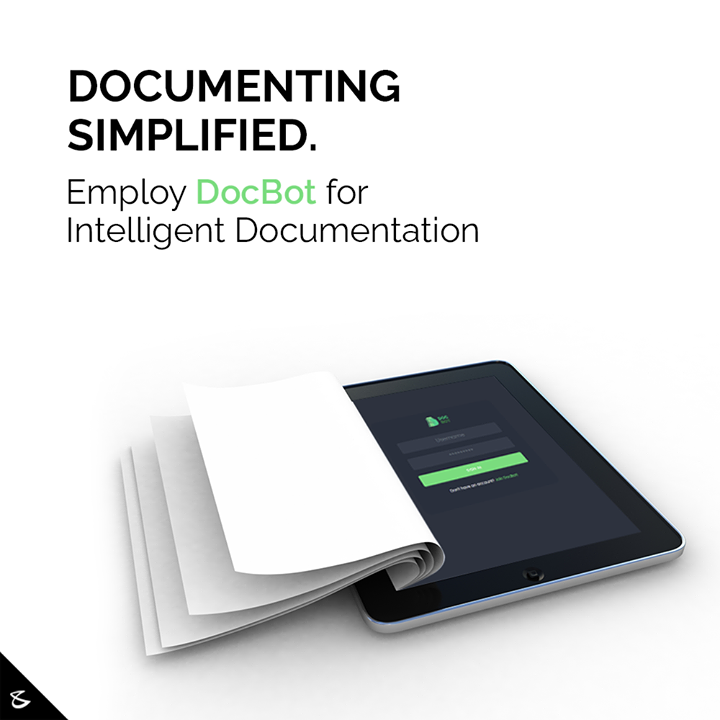 Heard of Intelligent Documentation? Introducing DocBot that automates, simplifies and eases the process of making tedious documents. to know more, visit https://docbot.xyz/demo/  Log in: scott Password: tiger  #ProductsofCB #Docbot #CompuBrain #Business #Technology #Innovation