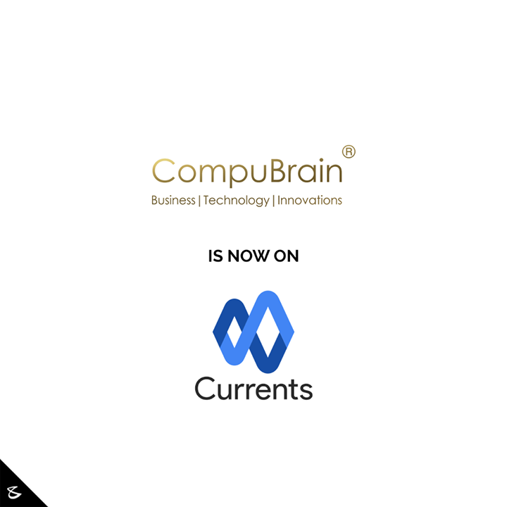 We are now on Google Currents.  #GoogleCurrents #CompuBrain #Business #Technology #Innovation