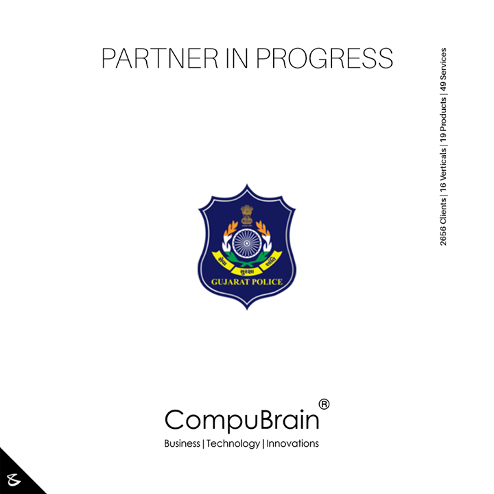 Tough times don't last but strong Partnerships do.  #Institutionalization #CompuBrain #Business #Technology #Innovations