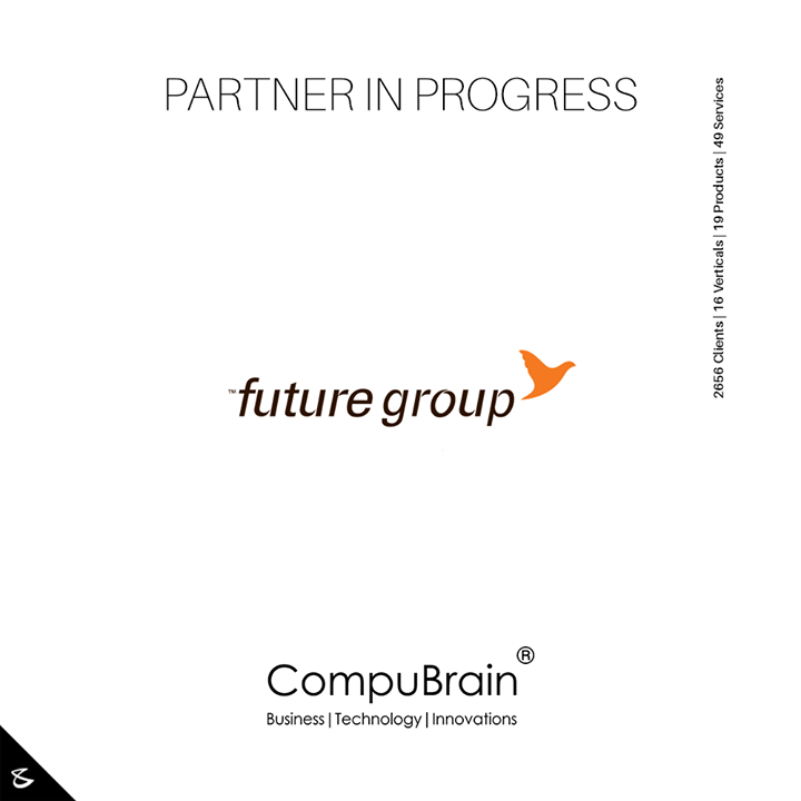 Great things come out of Patience & Partnerships.   #Institutionalization #CompuBrain #Business #Technology #Innovations