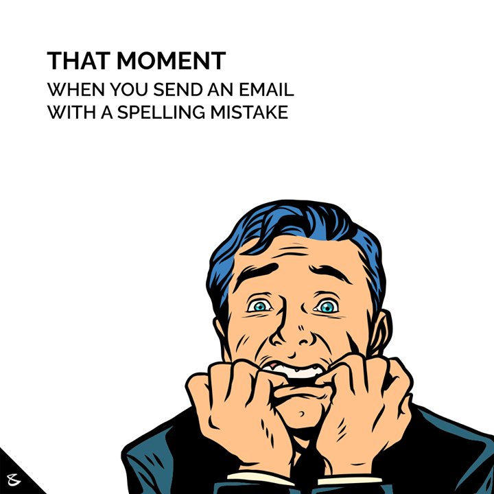 We feel you! But we use Cortal for seamless, zero-error email communication.   #Cortal #CompuBrain #Business #Technology #Innovation