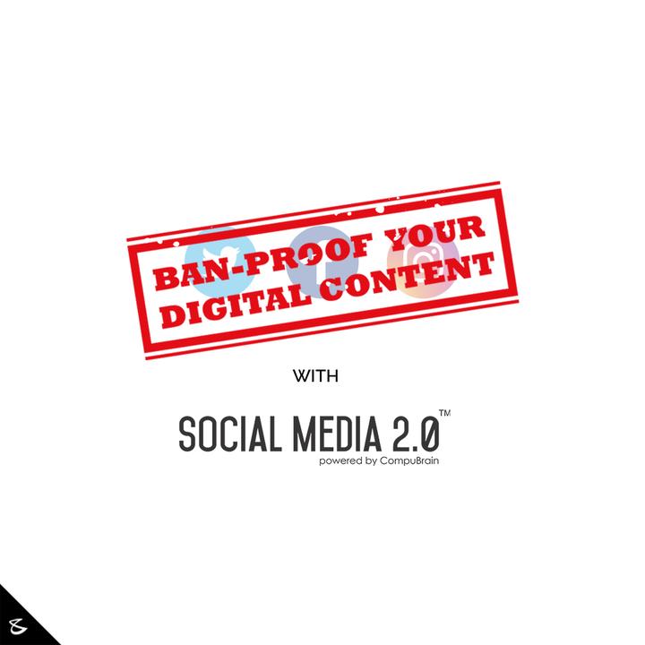 While they figure out the Policies, you focus on amplifying your Digital Presence and securing it with Social Media 2.0  #StaySocial #SocialMediaBan #CompuBrain #Business #Innovation #Technology #WebDesignAhmedabad #ECommerceWebsiteDesignAhmedabad #SearchEngineOptimizationAhmedabad #SocialMediaAgencyAhmedabad #LeadGenerationServiceAhmedabad #DigitalMediaAgencyAhmedabad #InternetReputationManagementAhmedabad #RealestatePhotographyAhmedabad #BrandingServicesAhmedabad #PremiumDomainsProviderAhmedabad #VendorRegistrationPortalsAhmedabad #AttendanceManagementSystemAhmedabad #RealEstateWebsiteDesignAhmedabad #DigitalMarketingAhmedabad #MobileAppDevelopmentAhmedabad #WebDevelopmentAhmedabad #SEOServicesAhmedabad #TechnologyConsultancy #SocialMediaAgency #WebsiteDesigningCompany