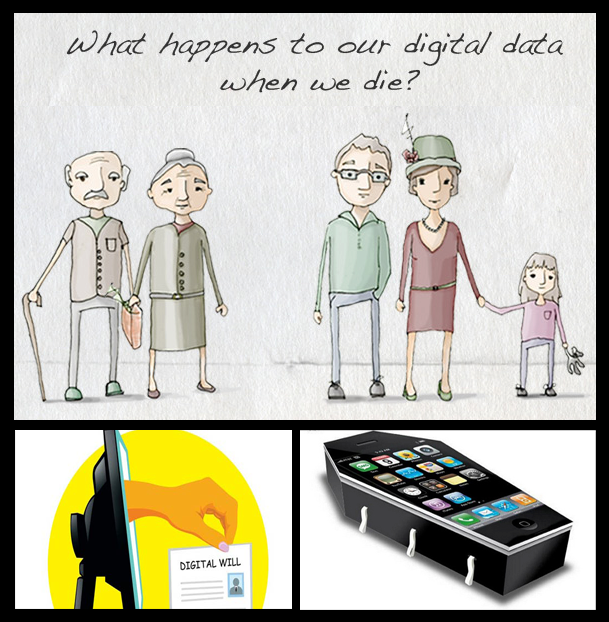 What happens to your digital life, if you die?  Most of us now live two lives, one in our actual world and the other in the virtual. When we die, our physical existence might come to an end, but the virtual presence lingers on. But what happens to all the content we have created online, our online accounts, our virtual transactions? What happens to stuff we have stored in the cloud and, unknowingly, in servers across the globe?  Blogs, photos, financial accounts Like all creative products, literary writings, research notes, photographs, etc, that are created online will pass on to the legal heir of the deceased. There is, however, no specific law in India on this, but they are seen as intellectual property and treated likewise. Similarly, legal heirs have the right to access bank accounts and online records with, say, the Income Tax Department. Companies will have first right to stuff lying in official email services and servers.  Facebook When a user passes away, Facebook gives their friends and relatives the option of memorialising their account to protect privacy.