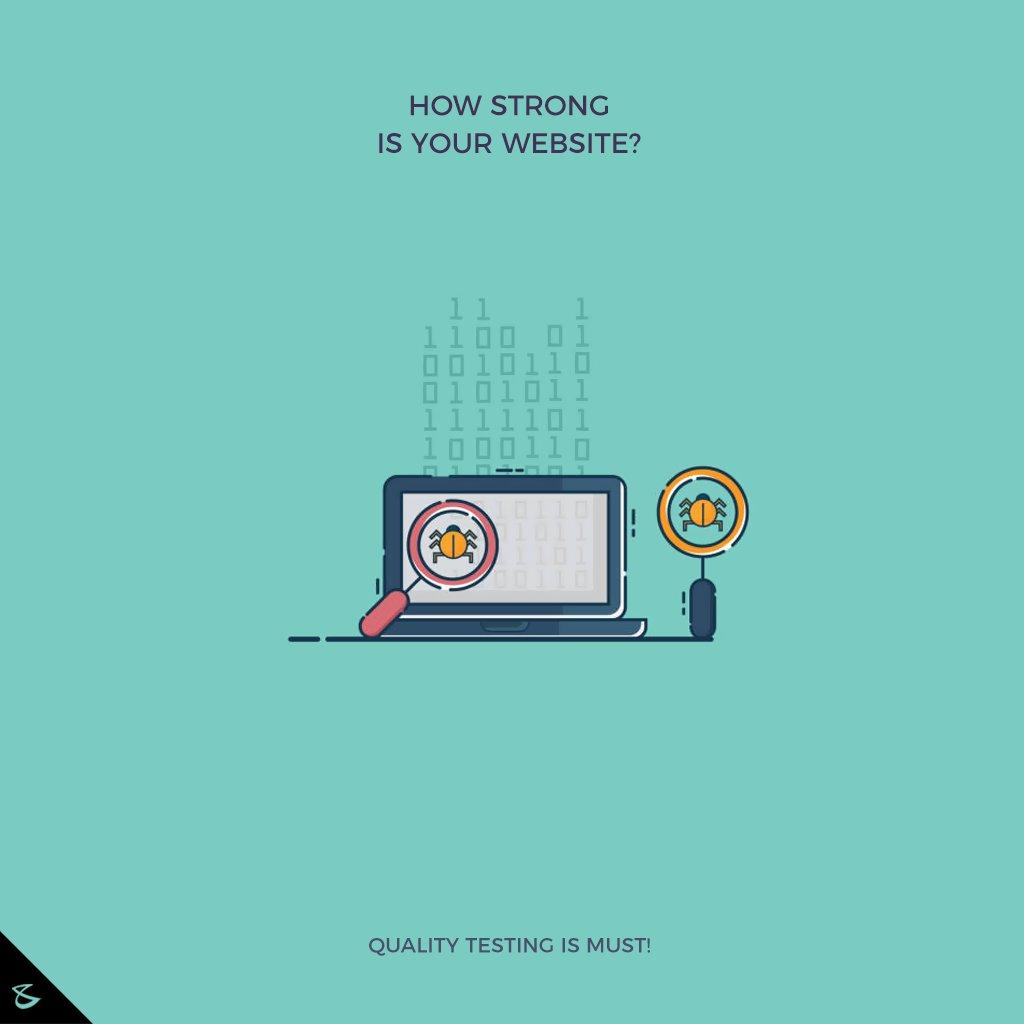 How strong is your website?  #Business #Technology #Innovations #CompuBrain #WebsiteDesign #WebsiteDesigning #Internet https://t.co/iJZsEApFyR